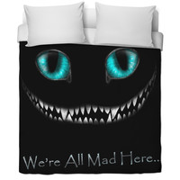 Cheshire Cat- We're all mad here..