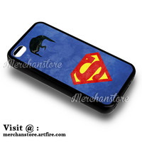 Superman Superhero iPhone 4 or 4S Case Cover