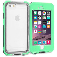 Aqua Waterproof Shockproof Hard Protection Case for Apple iPhone 6 Plus 6S Plus