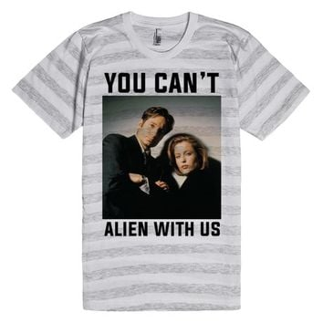 You Can't Alien with Us | The X-Files