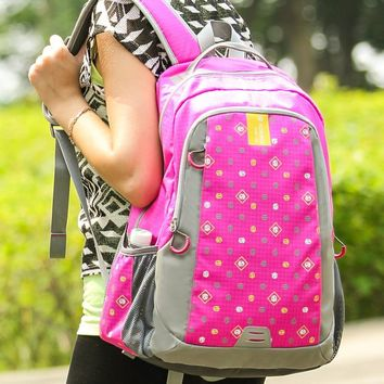 Aoking Preppy Style School Backpacks For Teenagers Large Capacity Youth Travel Backpack for  journey trip Beautiful Schoolbags