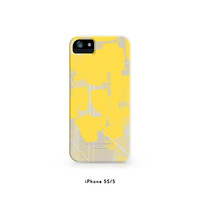 Goldenrod - iPhone 5S Case