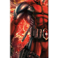 Deadpool 2013 iPhone 5/5S Case | Artist: SyanArt