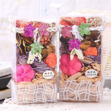 MOYLOR Aroma Yunnan Dry Flower Bag Gift Box Insect Pendant Sachet Relaxing Vehicle Sachet Mildew Insect Repellent Incense