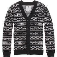 On The Byas Geo Cardigan at PacSun.com