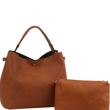 Sorrento Coast Bag - Cognac