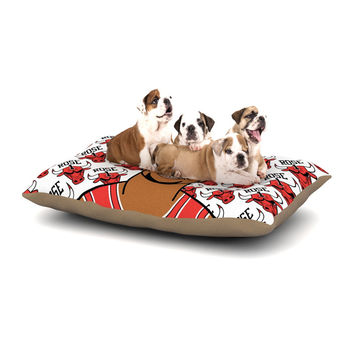 "Will Wild ""Derrick Rose"" Basketball  Dog Bed"