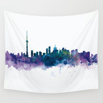 Toronto Skyline by monn