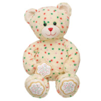 Christmas Cookie Teddy Bear