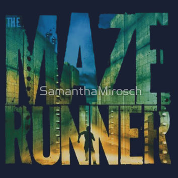 The Maze Runner T-Shirts & Hoodies