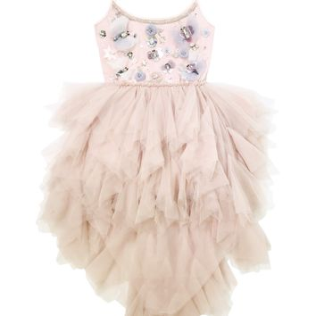 [ PRE ORDER !] DOLLY by Le Petit Tom ® THE BUTTERFLY ANGEL tutu dress pink