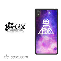 Fall Out Boy Galaxy For Sony Xperia Z3 Case Phone Case Gift Present YO
