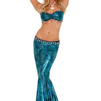 Atomic Lustful Mermaid Costume