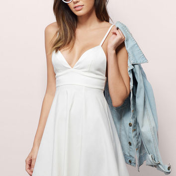 a05d9655934 Tripping Out Skater Dress from TOBI
