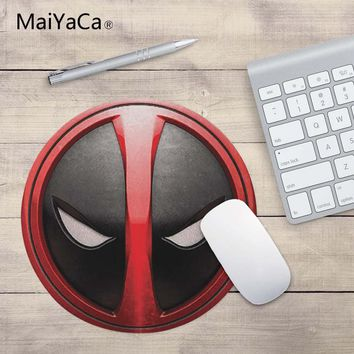 Deadpool Dead pool Taco MaiYaCa Newest Super Cute mousepad Mouse Pad Gaming Keyboard Laptop Pad Computer Home Party Table Decoration For  AT_70_6