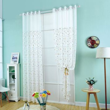 Fashion Window Bedroom Curtain Curtains for Living Room Window Kitchen