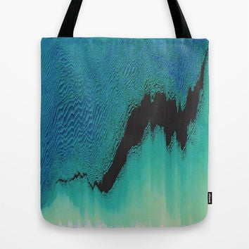 The Rift Tote Bag by DuckyB (Brandi)
