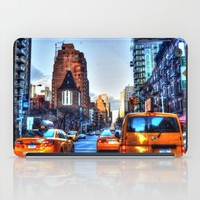 Downtown New York iPad Case by Haroulita | Society6