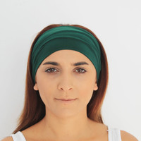 green hairband, headbands,Pilates headbands,green headbands,yoga headbands,