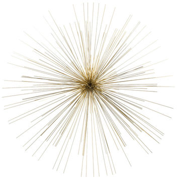 Gold Sunburst Metal Wall Decor | Hobby Lobby | 1132760