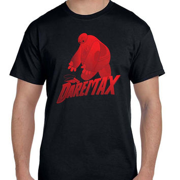 Baymax Big Hero 6 Daremax T Shirt