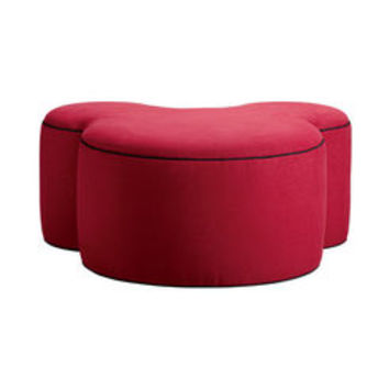 Mickey Pull-Up Ottoman, Quick Ship