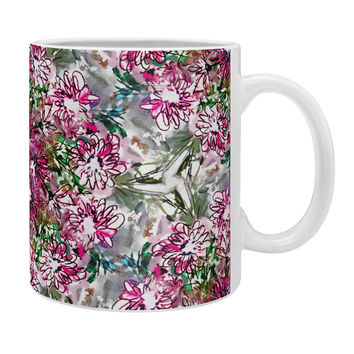 Ginette Fine Art Pink Spray Coffee Mug