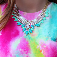 Center of Attention Necklace