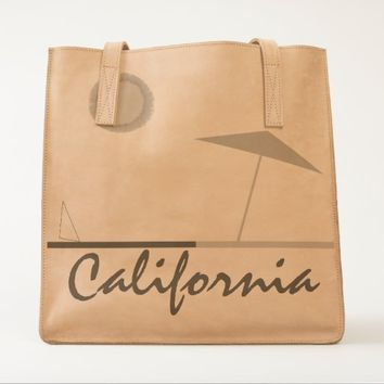 California UBUNTU Collection Tote