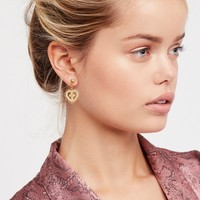 Free People Dirty Dancing Charm Studs