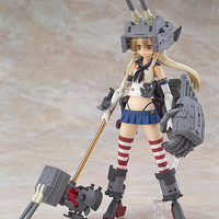 Alloy Shimakaze Non-Scale Figure Kantai Collection - KanColle (Pre-Order)