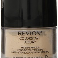 Revlon Colorstay Aqua Mineral Makeup, Light Medium, 0.35-Ounce