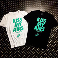 Nike::Fashion casual men and women T-shirt