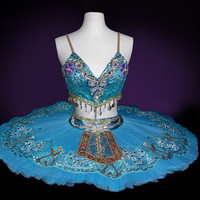 Ballet Tutu  Beautiful Classic Oriental Stage by TheDancersChoice