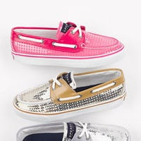 Sperry Bahama Holiday Sequin