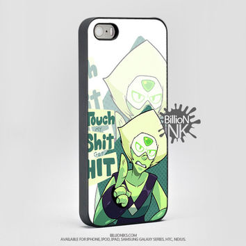 Steven Universe Peridot Cell Phone Cases For Iphone, Ipod, Samsung Galaxy, Note, HTC, BB