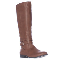 SC35 Fridaa Riding Boots, Barrel, 6 US