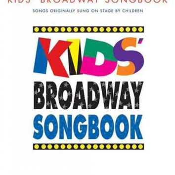 CREYCY2 Kids' Broadway Songbook (Vocal Collection)