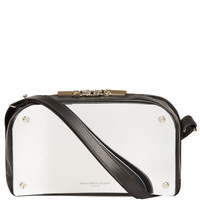 Maison Martin Margiela Black Mirrored Cross-Body Bag | Women's Designer Handbags by Mainson Martin Margiela | Liberty.co.uk