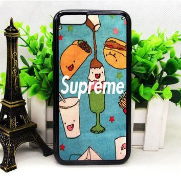 SUPREME FOOD AND DRINK IPHONE 6 | 6 PLUS | 6S | 6S PLUS CASES