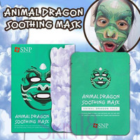SNP Dragon Soothing Animal Mask   *exp.date 04/18*