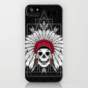 Southern Death Cult iPhone Case by chobopop | Society6