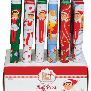 The Elf On The Shelf Ball Point Pen Case Pack 24