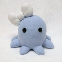 Plush octopus stuffed animal toy