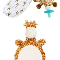 Mary Meyer Play Mat, WubbaNub™ Pacifier Toy, & aden + anais Swaddling Cloth (Baby) | Nordstrom