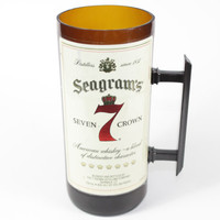 Seagram's Seven Crown Stein, Upcycled