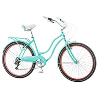 Schwinn Perla 26-in. Cruiser Bike - Women (Blue)
