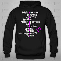 Directioner One Direction 1D hoodie Crewneck Sweatshirt