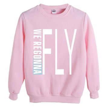 GOT7 FLY IN SEOUL concert with the paragraph sweater MARK men and women should help