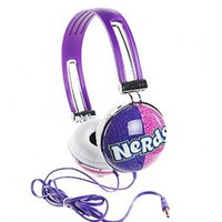 Nerds Headphones, Nerds Candy DJ Headphones, Nerds Candy Headphones, Nerds Earphones
